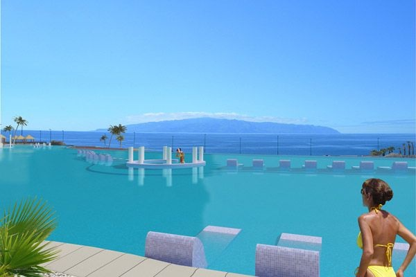 Hotel gran meli palacio de isora en tenerife grandes for Decor international tenerife