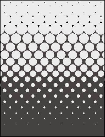107 best images about stencils on pinterest damasks - Modern wall stencil designs ...
