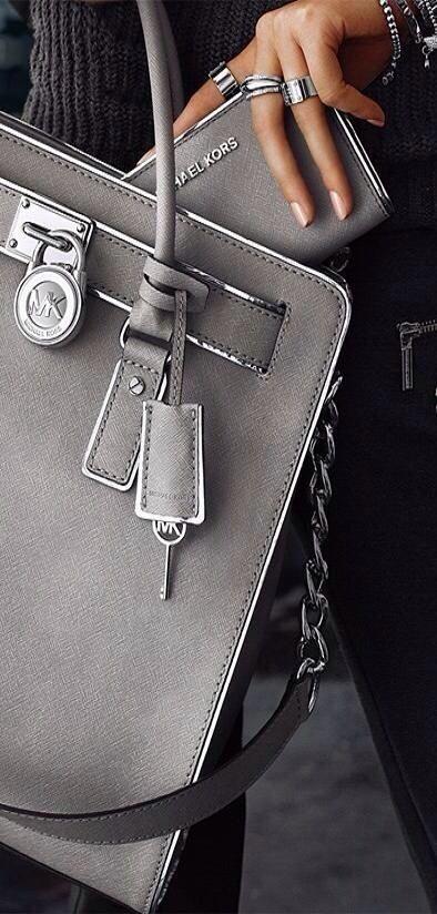 Michael Kors... Love this bag and matching purse.