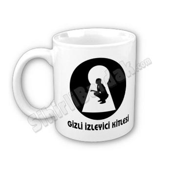 Komik hediyeler ile çay ve kahve keyfinizi daha keyifli bir hale getirebilirsiniz. Gizli İzleyici Kitlesi Bardak seçenekleri için tıklayın.  http://www.sihirlibardak.com/komik-tasarimlar/gizli-izleyici-kitlesi.html