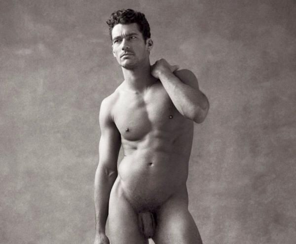 Nude male super models
