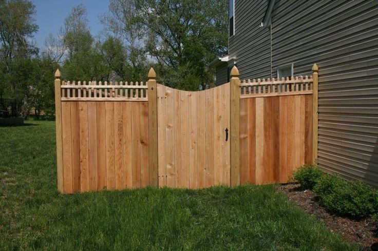 Best traditional wood fence images on pinterest