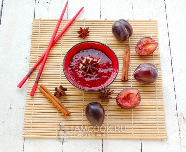 Фото китайского сливового соуса