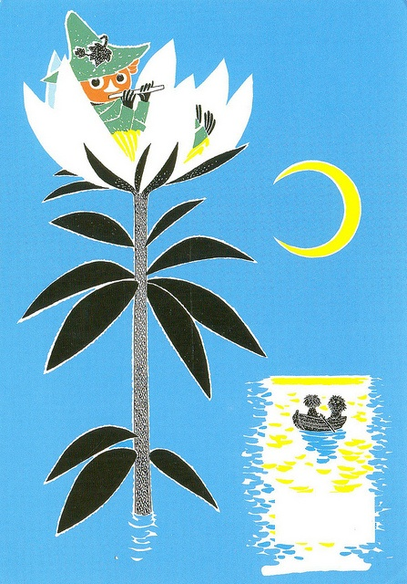 'Who Will Comfort Toffle?' by Tove Jansson