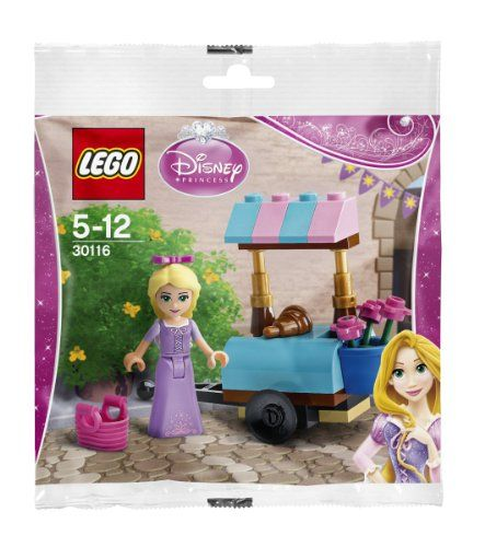 Lego Disney Princess - Set 30116 - Rapunzel's Market Visit LEGO http://www.amazon.co.uk/dp/B00ITQ1Q50/ref=cm_sw_r_pi_dp_AXgawb01D6D9G