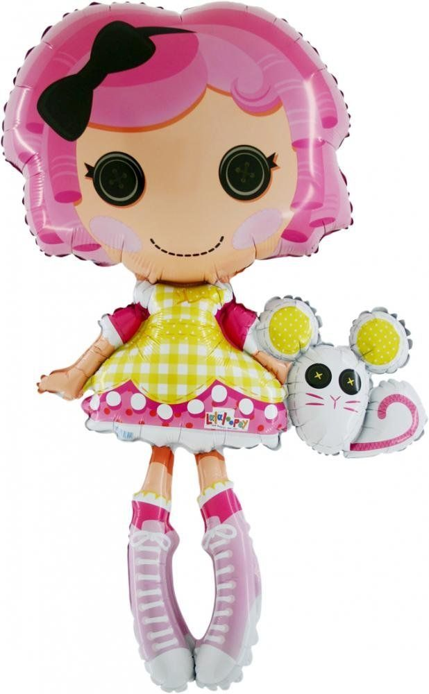 Lalaloopsy Party Supplies. Get the best Lalaloopsy Party Supplies here from paper cups, table covers, hars to a foil balloon and centerpieces for the table.