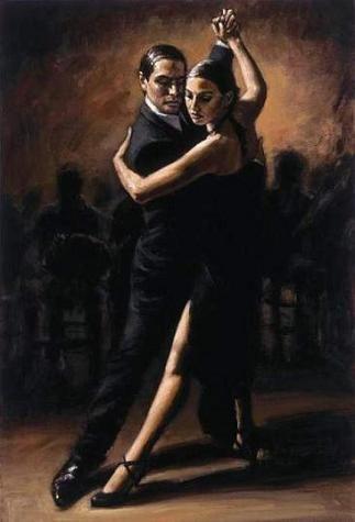 Фабиан Перес Последнее танго