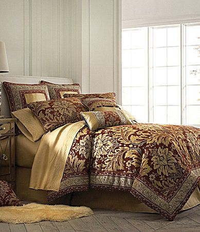 Croscill Fresco Bedding Collection Dillards For The