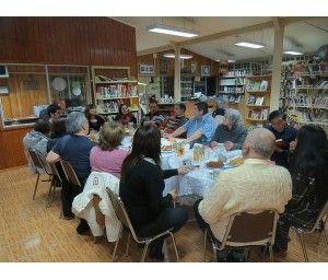 Biblioteca Municipal de Natales celebró el día del libro