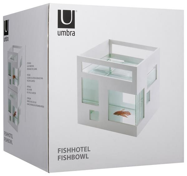 1000 images about cool stuffs on pinterest plugs clock for Umbra fish hotel