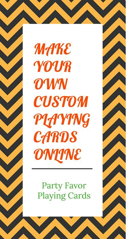 Make your own Custom Playing Cards front and back as per your necessity in any shapes, color, and size of playing cards at the cheapest rate from TMCARDS shop.  We help to make playing cards with your own photos and messages.