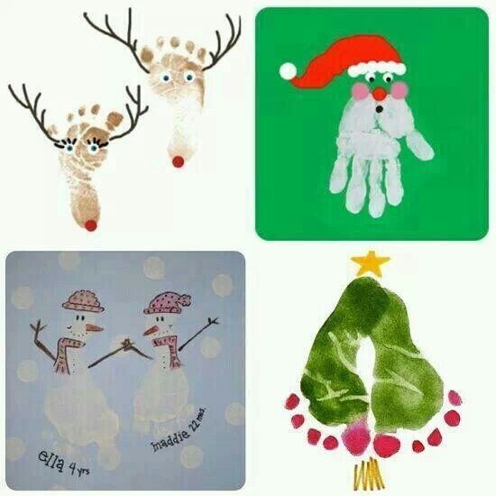 Kid crafts-Christmas