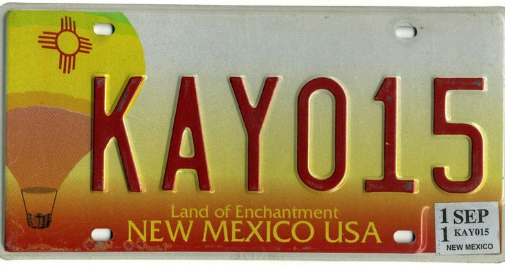 """Too many people are under the impression that a trip to New Mexico requires a U.S. passport. New Mexico is the only state in the Union that actually put """"USA"""" on its license plates for the sake of identity."""