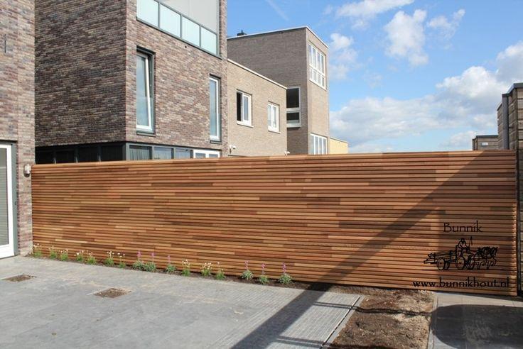 Wooden Fence Maatwerk & Referenties   Bunnik   Gevestigd sinds 1900