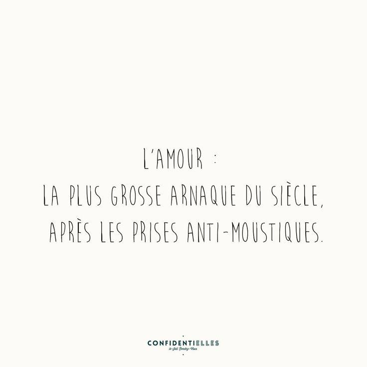 Mot d'amour - Confidentielles