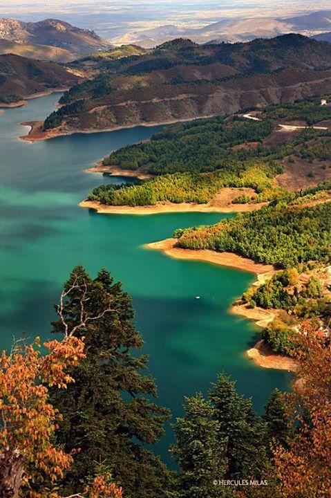 Lake Plastiras in Karditsa - Thessaly #kitsakis
