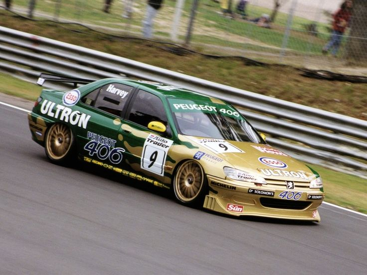 #Peugeot 406 BTCC '1996–99