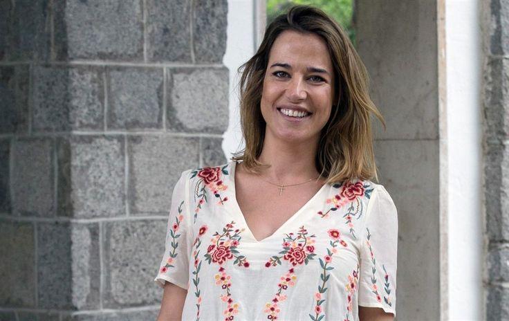 La hija de José Bono ha dado a luz a su primera hija, fruto de su relación con Gabriel Funes