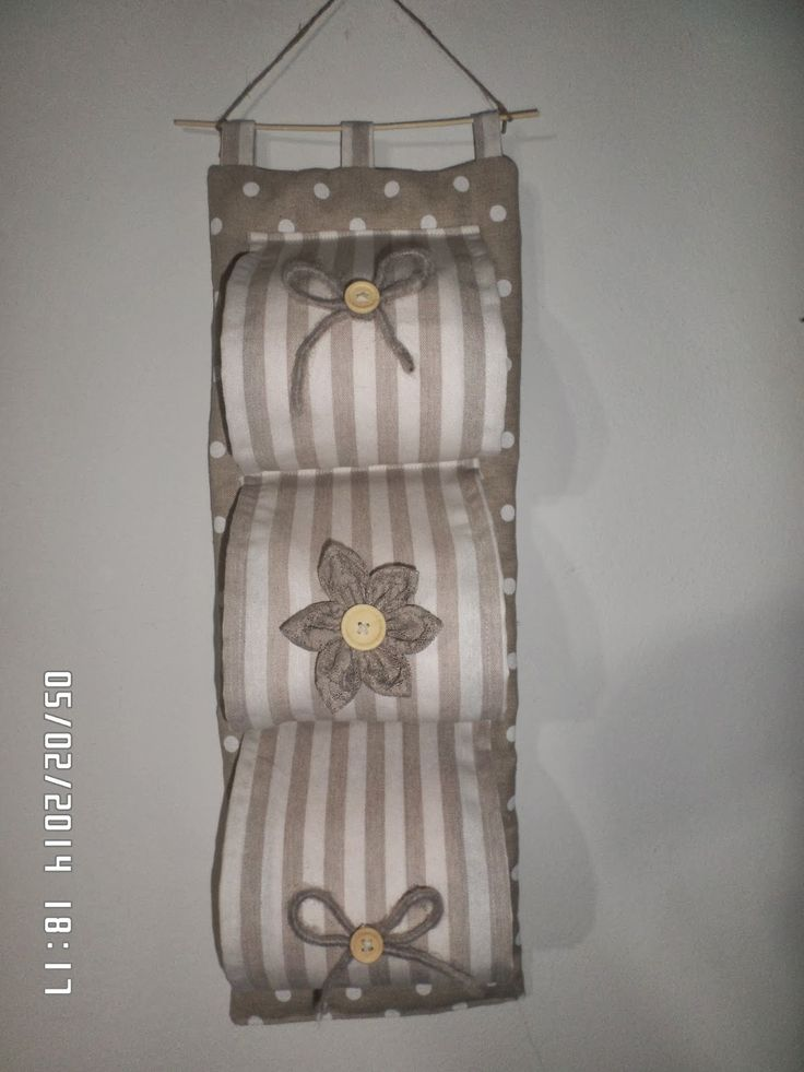 cuori pezze e fantasia by Francy : porta rotoli di cartaigienica