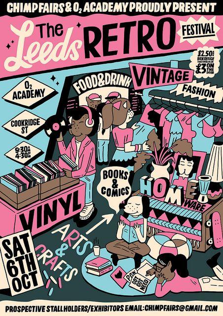 Kate Prior / The Leeds Retro
