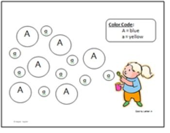 167 best images about Pre K: Letter Recognition on Pinterest | The ...