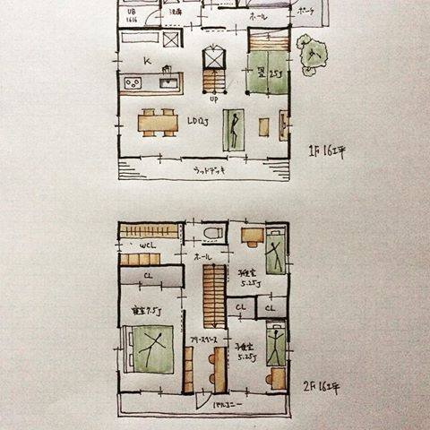 『32坪の間取り』 ・ 東玄関で畳スペース2.5畳を設けました。 畳2畳だと有効寸法が約1.65m×1.65mなので大人だと寝転べない場合があります。 2.5畳あれば寝転べます。 ・ ありがとうございます。 ・ #間取り#間取り図 #間取り力 #間取り集 #間取り萌え #間取りマニア #間取りフェチ #間取り考え中 #間取り図大好き #間取り三重県#マイホーム計画#マイホーム計画三重 #マイホーム計画開始 #三重の間取り#設計事務所三重県 #三重県設計事務所 #三重の建築家 #三重の設計事務所 #設計#32坪の間取り#畳スペース間取り #住宅相談 #間取り四日市市