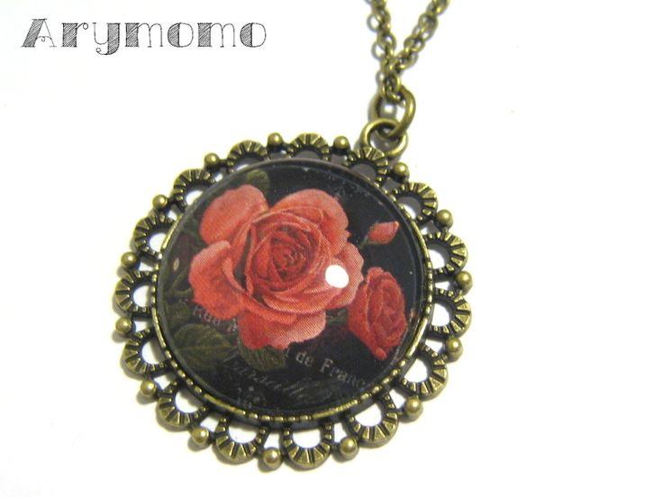 Rosa 1377 di AryMomo su DaWanda.com