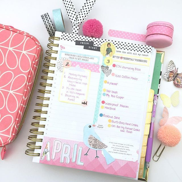 Weekend planner pages for #listersgottalist using the Day Designer planner and the Awakening Kit.  If you haven't treated yourself to the Awakening Listersgottalist kit from @theresetgirl, buy or cry because this kit is gorgeous and will sell out!  #listersgottalistapril