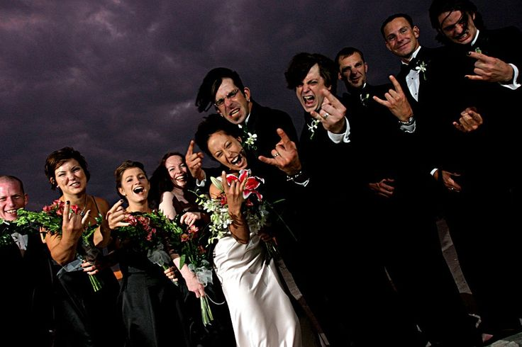 best 20 heavy metal wedding ideas on pinterest