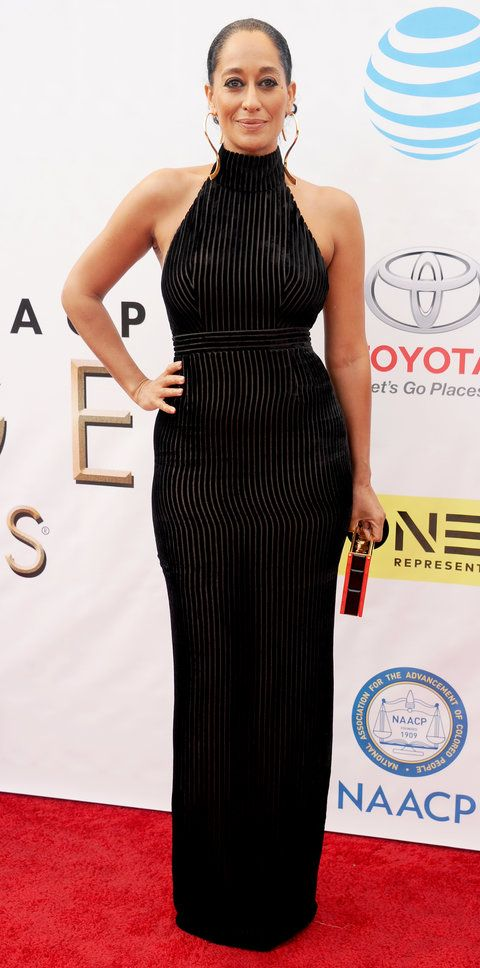Black~ish star Tracee Ellis Ross has been lighting up the red carpet this award …