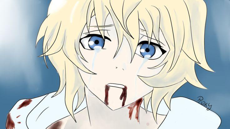 #anime #owarinoseraph #mikaela hyakuya