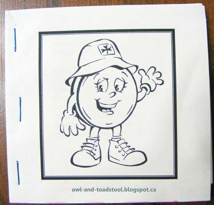 Girl Guide Cookie Song book...songs compiled by Guider Lee Ann ...owl-and-toadstool.blogspot.ca
