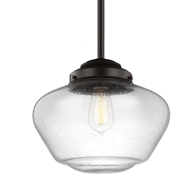 1 - Light Pendant : P1386ORB | Richmond Hill | Living Lighting