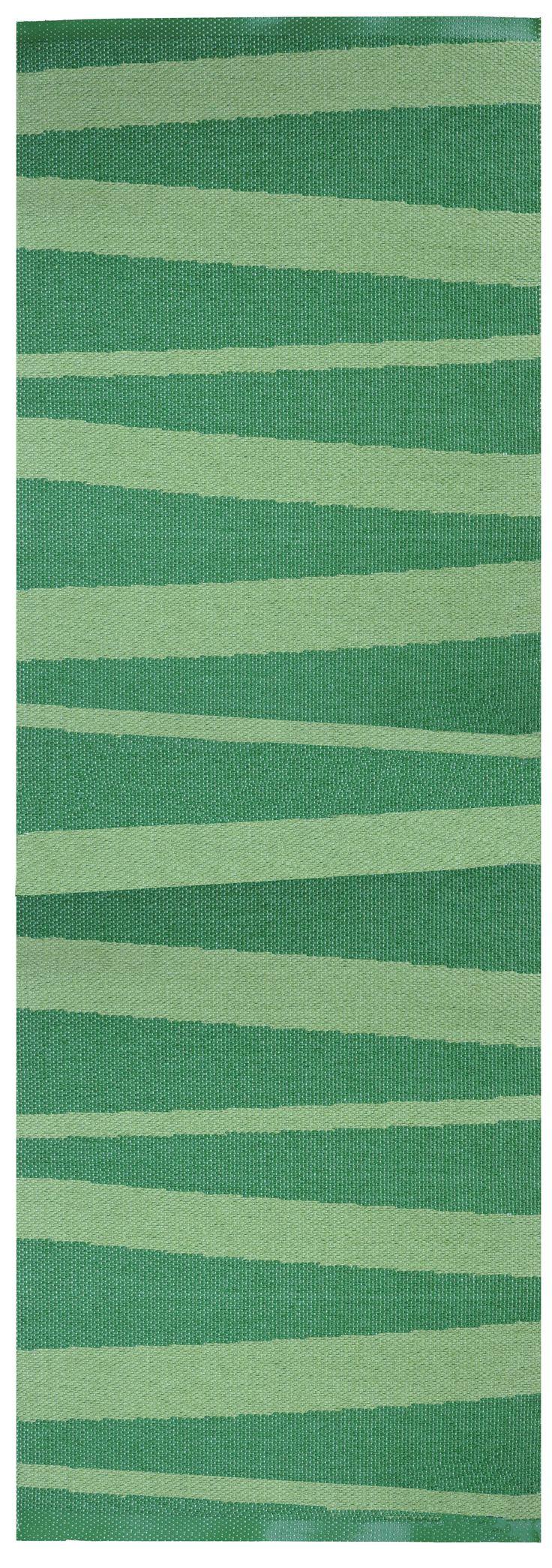 Åre matta - Grön från Sofie Sjöström design hos ConfidentLiving.se