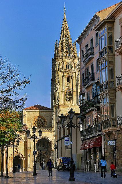 Oviedo / Catedral de San Salvador