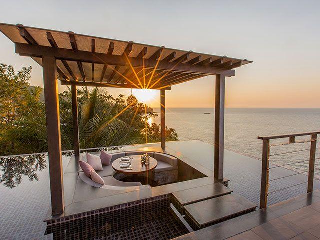 Cape Sienna Phuket Hotel & Villas, Kamala Beach - Wine & Dine