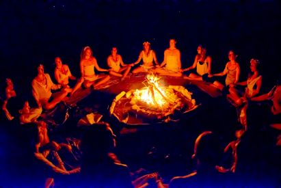 Wild Women Moon Wisdom — Goddess Rising