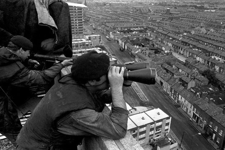 Photos Of The British Army In Northern Ireland 1969 1979