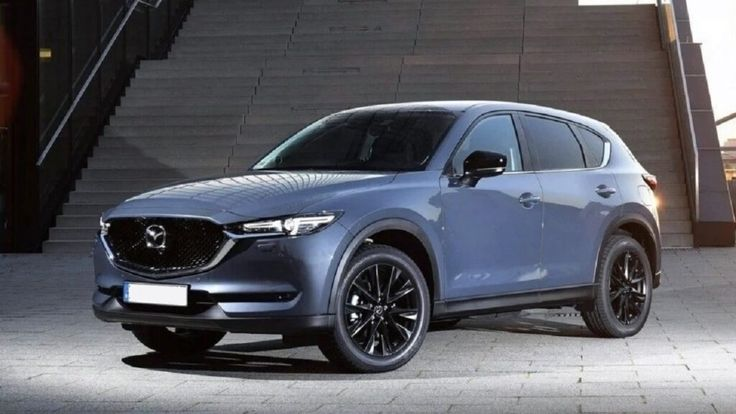 2021 mazda cx5 carbon edition revealed with attractive