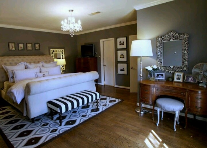 34 best Hollywood Glam Bedrooms images on Pinterest
