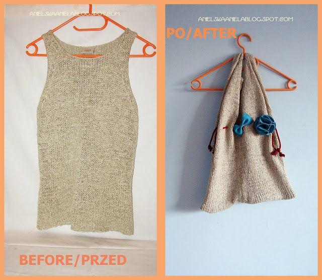 DIY TUTORIAL shopping knitted bag....torba na zakupy szydełkowa diy