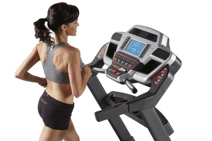 5 Great Folding Treadmills for Small Spaces: Sole F85 Treadmill