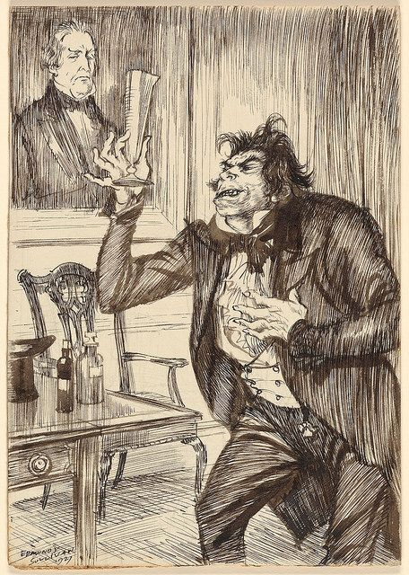 dr.jekyll essay frankenstein hyde mr Let us find you another essay on topic compare/contrast frankenstein and dr jekyll and mr hyde in relation to the theme of man's dual nature for free.