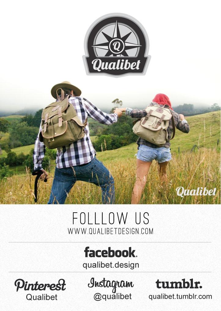 Follow us on / Síguenos en  TUMBLR http://qualibet.tumblr.com/  INSTAGRAM @qualibet  PINTEREST http://pinterest.com/qualibet/  CARGO http://cargocollective.com/qualibet