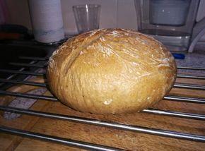 Bezlepkový kváskový chleba od Markéty