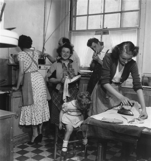 La Cohabitation (Denise Colomb, 1953)