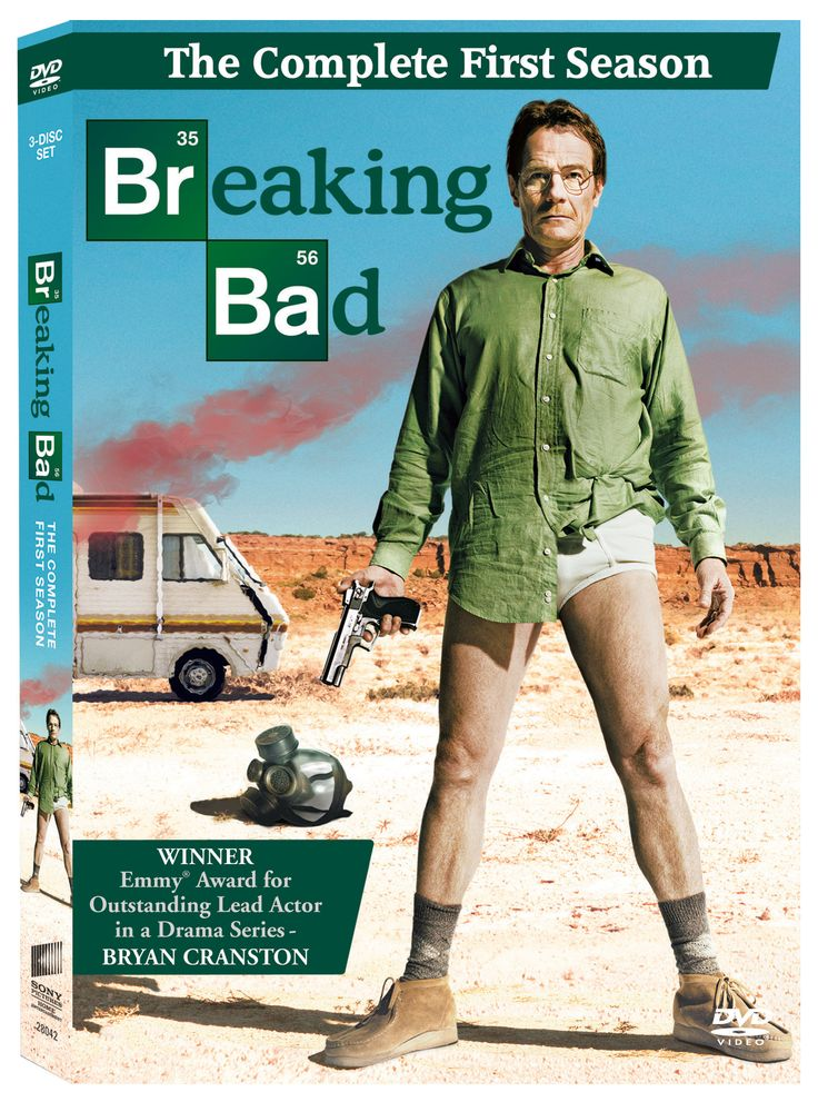 Sony Home Pictures Breaking Bad: The Complete First Season
