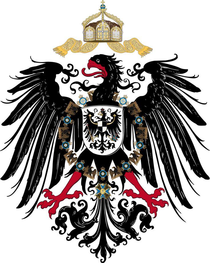 Brasão de armas menor: Império Alemão (1871-1918)