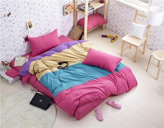 Marca de desconto set, Roupas de cama / cama / capa de edredão / roupa de cama, Tamanho conjunto de cama, Confortável