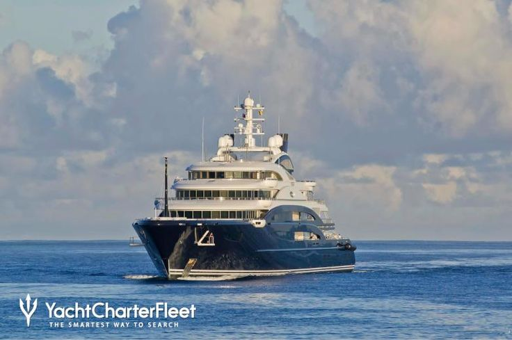 SERENE Yacht Photos - 134m Luxury Motor Yacht for Charter